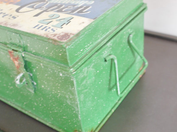 Vintage Storage Box ,  - Olive and Sage, Olive and Sage  - 5