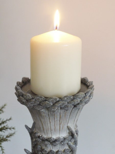 Rustic Stag Candle Holder ,  - Olive and Sage, Olive and Sage  - 4