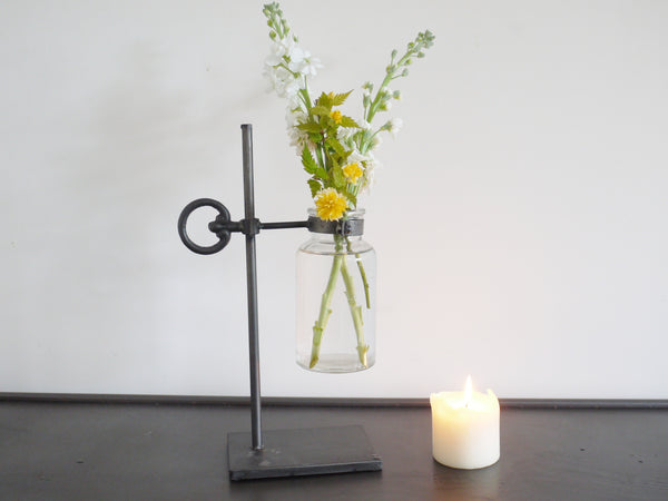 Retro Flower Vase ,  - Olive and Sage, Olive and Sage  - 1