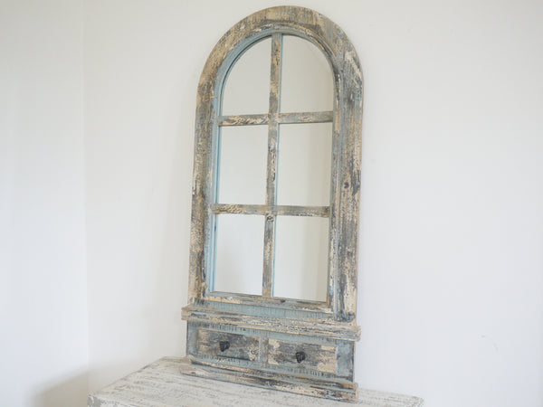Roma Door Mirror ,  - Olive and Sage, Olive and Sage  - 2