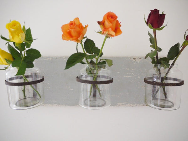 Hanging Wall Vases