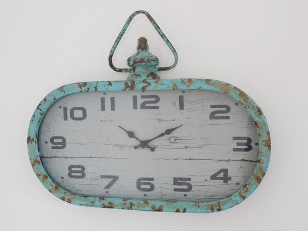 Shabby Chic Clock ,  - Olive and Sage, Olive and Sage  - 2