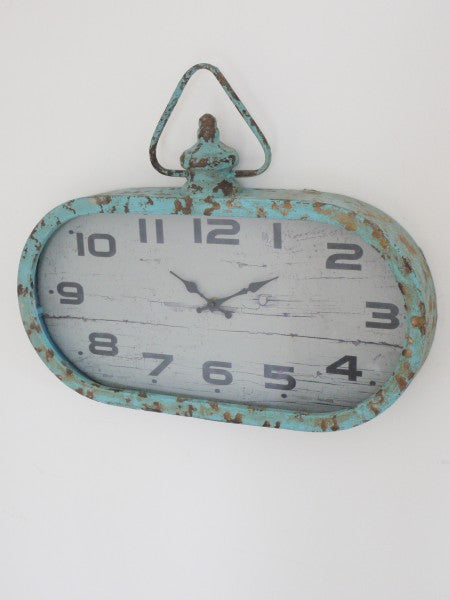 Shabby Chic Clock ,  - Olive and Sage, Olive and Sage  - 3