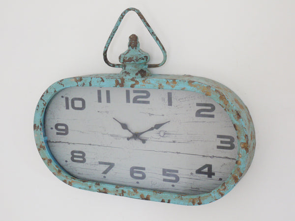 Shabby Chic Clock ,  - Olive and Sage, Olive and Sage  - 1