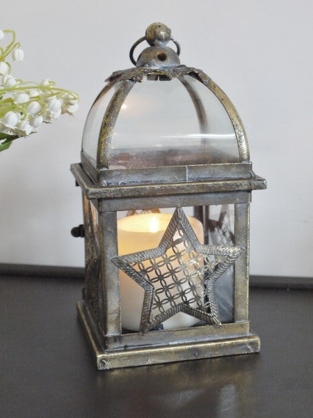 Antique Star Lantern