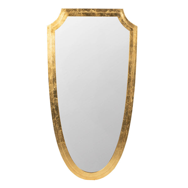 Large Shield Mirror