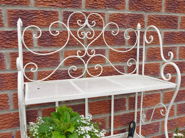 French Style Garden Shelf