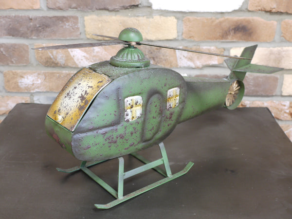 Retro Helicopter