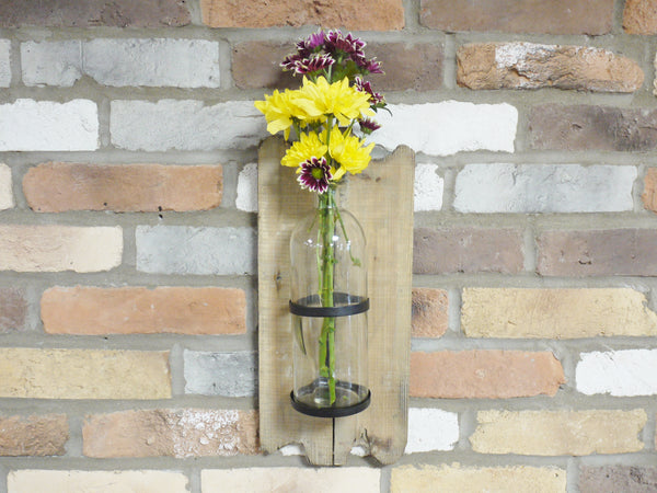 Wall Flower Holder