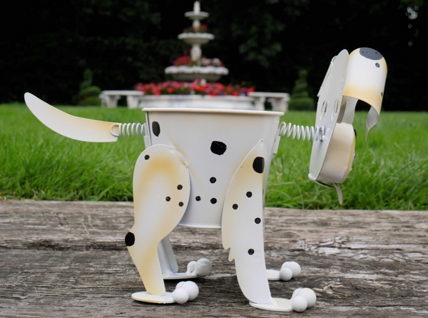 Pongo the Dalmatian Planter