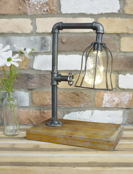 Single Industrial Lamp