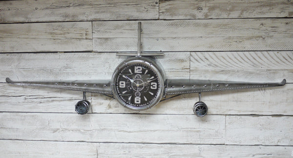 Large Aviator Clock