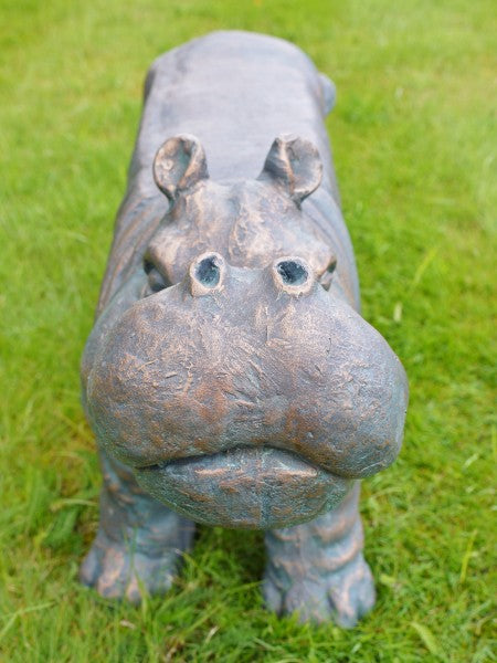 Quirky Hippo Stool
