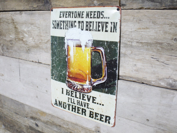 Another Beer Plaque