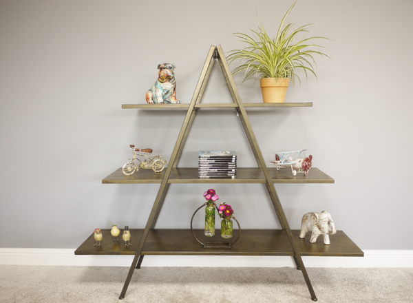 Rustic Display Shelf