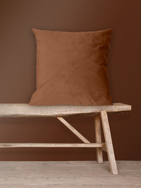 Sienna Velvet Cushion