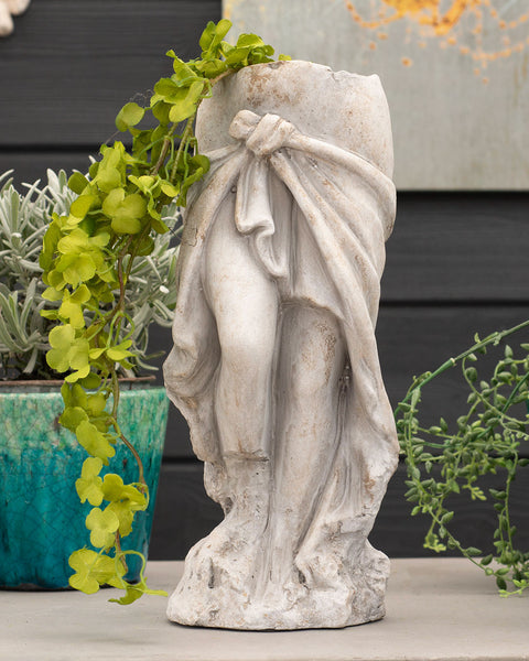 Greek Lady Planter
