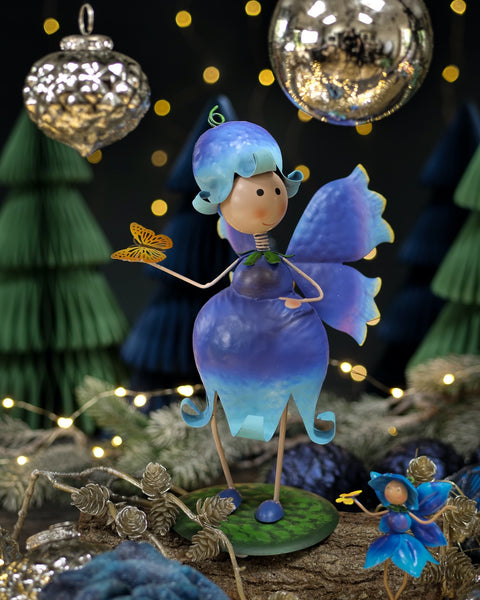 Large Sky Bluebell Fairy