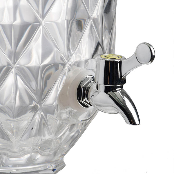 Crystal Drinks Dispenser