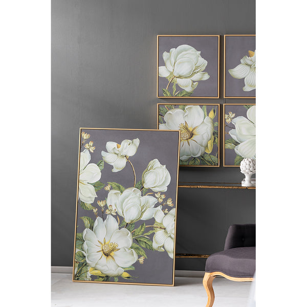 Large Magnolia Wall Art