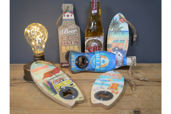 5 Rustic Bottle Openers