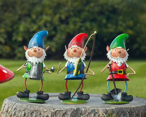 Trio of Gnomes