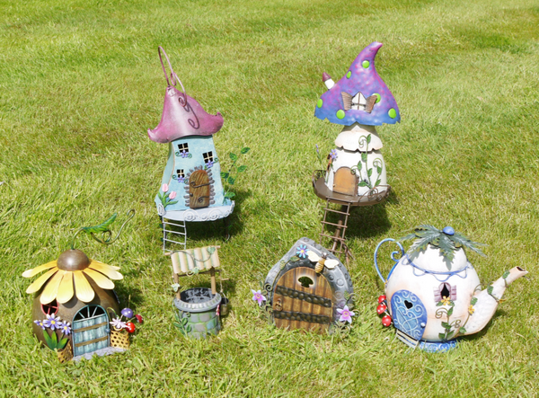 Fairy Teapot House