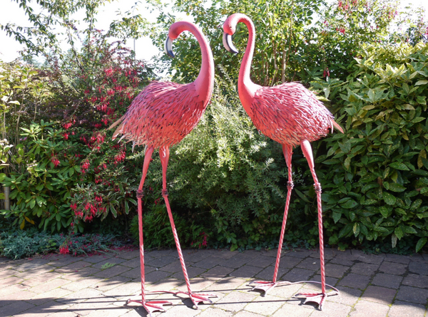 Fo-Fum the (Giant) Flamingo
