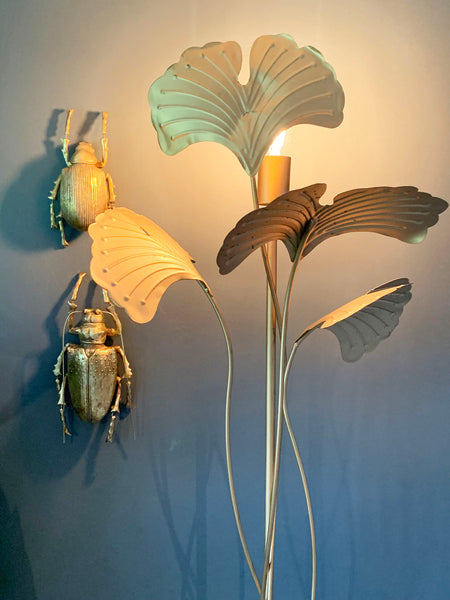 Ginkgo Leaf Floor Lamp