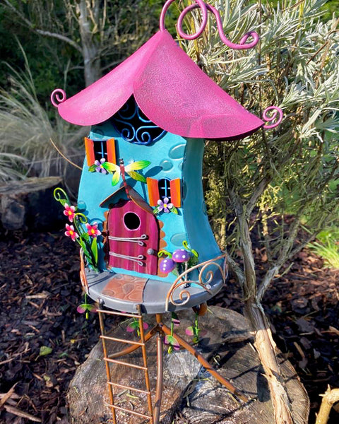 Fairy Foxglove Treehouse