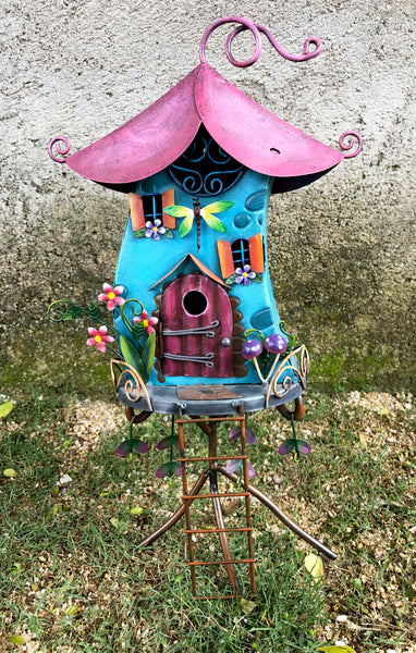 Fairy Bluebell Treehouse