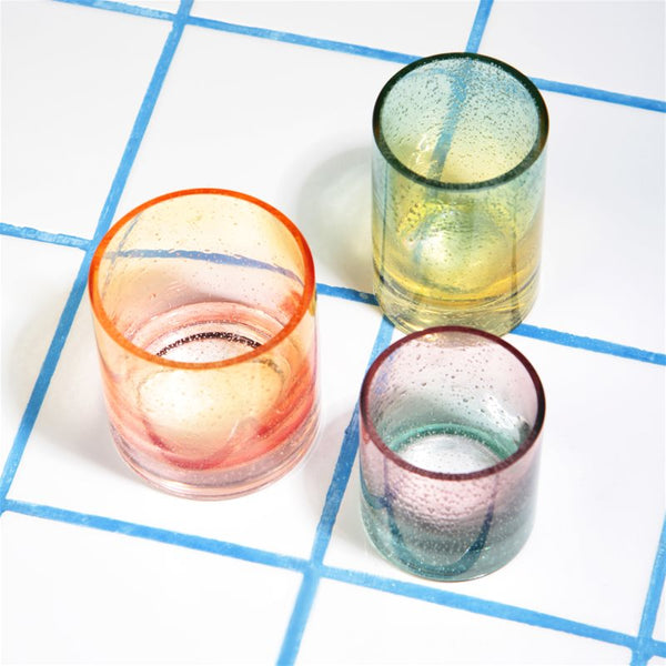 Pastel T Light Holders