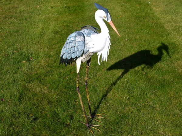 Hilary the Heron!