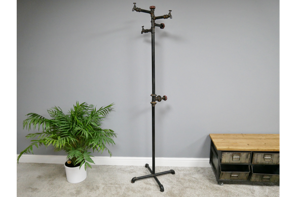 Industrial Coat Stand