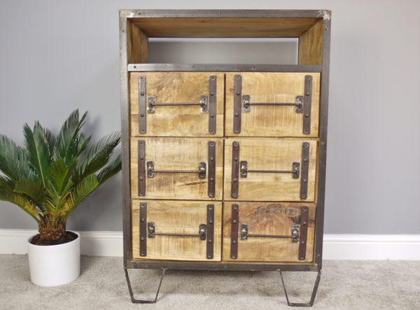 6 Drawer Urban Chest