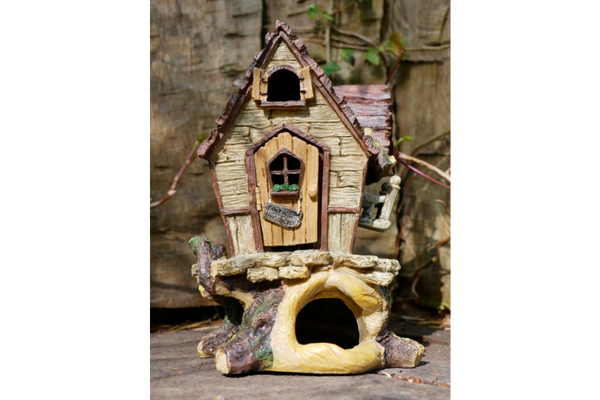 Crooked Fairy House