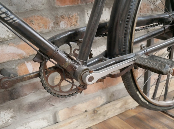 Bike Console Table