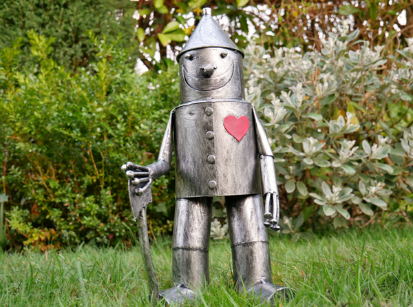 Tony the Small Tin Man !
