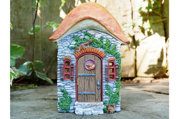 Fancy Fairy Door