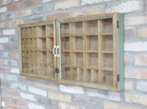 Apothecary Wall Unit