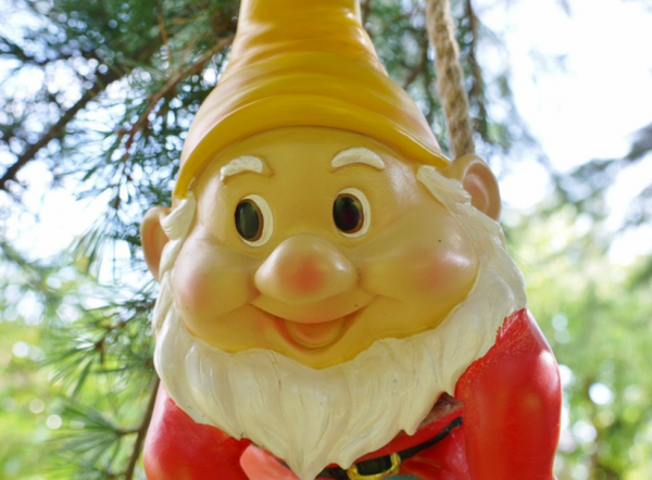 Ged the Gnome!