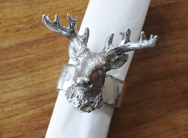 Stag Napkin Holders