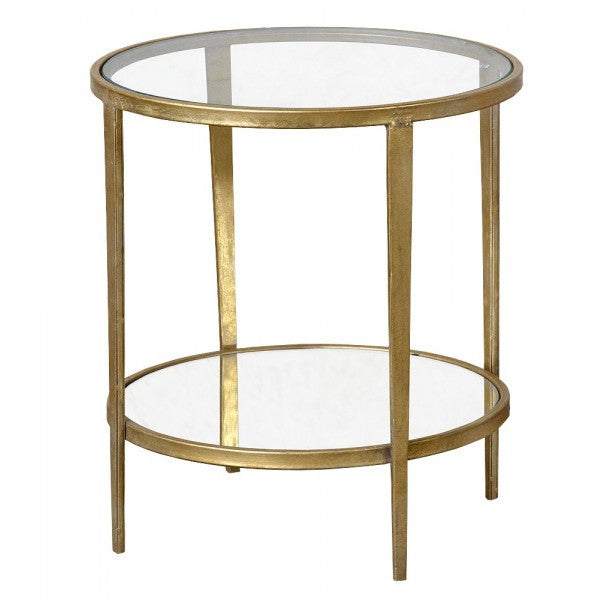 Parisienne Metal Table ,  - Olive and Sage, Olive and Sage  - 1