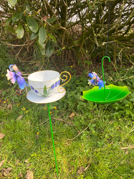 Fairy Bluebell Feeders