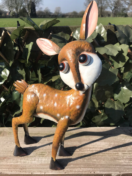 Dotty the Deer