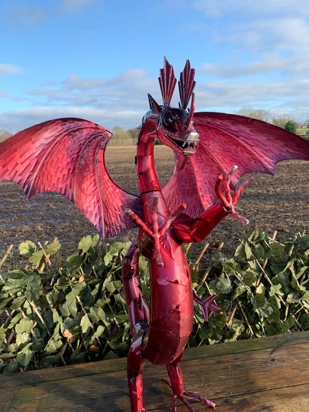 Lucifer the Red Dragon!