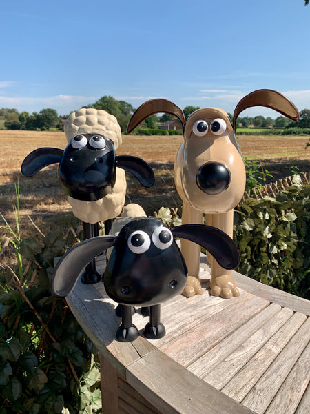 Gromit the Dog!