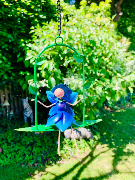 Phoebe Forget Me Not Swing