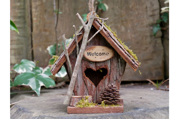 Forest Bird House