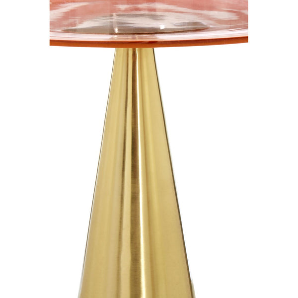 Pink Martini Side Table